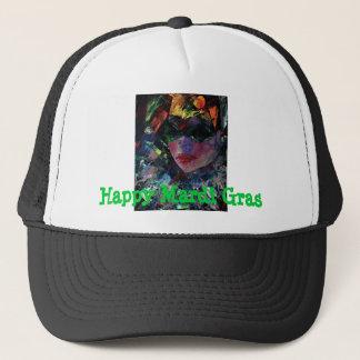 謝肉祭の道化師の野球帽 キャップ