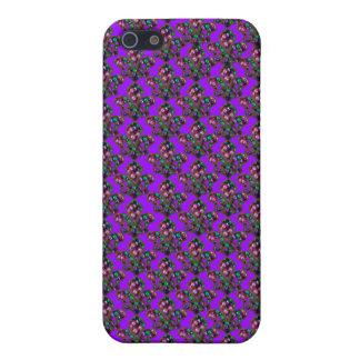 謝肉祭の(紋章の)フラ・ダ・リの私電話箱 iPhone 5 カバー