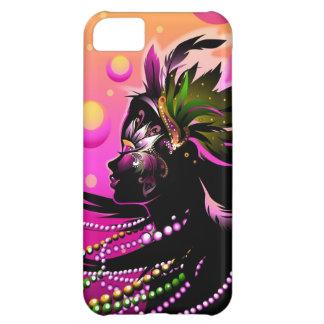 謝肉祭のiPhone 5の場合のファッション iPhone5Cケース