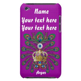 謝肉祭アルゴスアルゴスは重要な眺めのノートを注目します Case-Mate iPod TOUCH ケース
