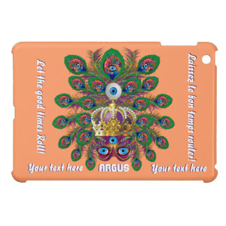 謝肉祭アルゴス目の重要な眺めのノート iPad MINIケース