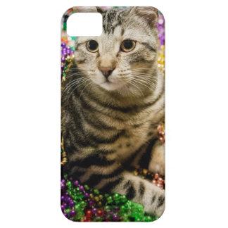 謝肉祭猫 iPhone SE/5/5s ケース