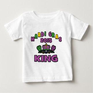 謝肉祭王2015年 ベビーTシャツ
