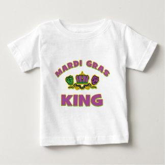 謝肉祭王 ベビーTシャツ