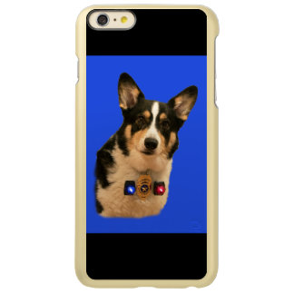 警備員 INCIPIO FEATHER SHINE iPhone 6 PLUSケース