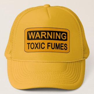 警告の帽子-色を選んで下さい キャップ