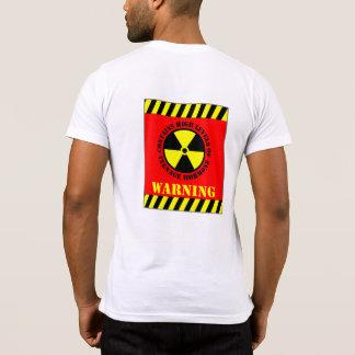 警告は十代のホルモンのハイレベルを含んでいます Tシャツ
