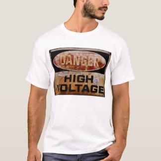 警告標識003 Tシャツ