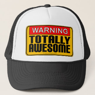 警告: 全く素晴らしい キャップ