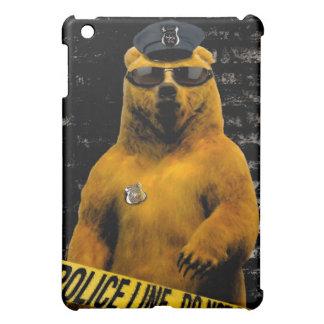 警官くま! iPad MINIケース