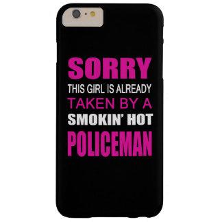 警官によって取られる BARELY THERE iPhone 6 PLUS ケース