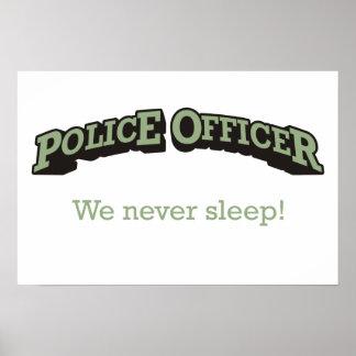 警官-私達は決して眠りません! ポスター