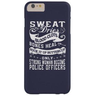 警官 BARELY THERE iPhone 6 PLUS ケース