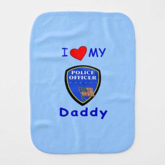 警察のお父さん バープクロス