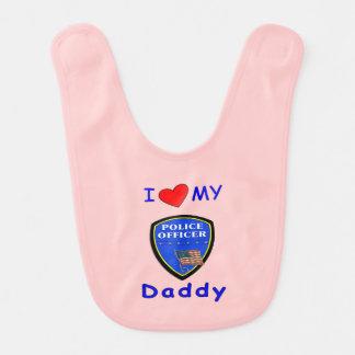 警察のお父さん ベビービブ