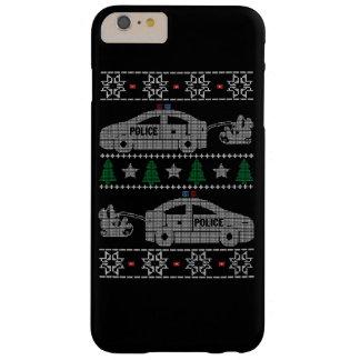 警察のクリスマス BARELY THERE iPhone 6 PLUS ケース