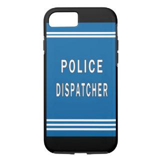 警察のディスパッチャー iPhone 8/7ケース