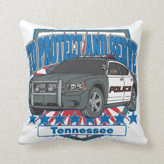警察のパトカーを保護し、役立つテネシー州 クッション