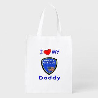 警察のパパ エコバッグ