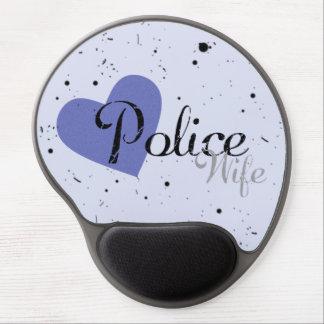 警察の妻 ジェルマウスパッド
