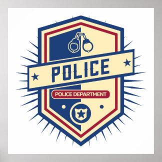 警察の頂上 ポスター