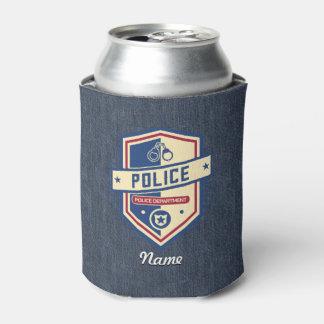 警察の頂上 缶クーラー