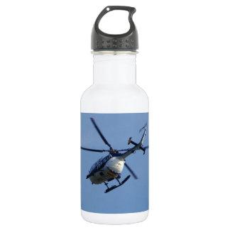 警察のMesserschmittのスペインのなヘリコプター ウォーターボトル
