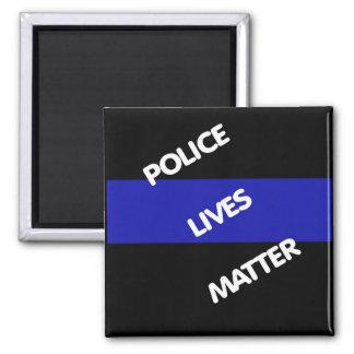 警察は磁石問題の住んでいます マグネット