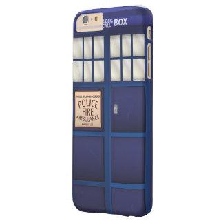 警察箱 BARELY THERE iPhone 6 PLUS ケース