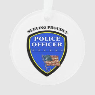 警察 オーナメント