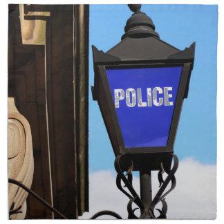 警察 ナプキンクロス