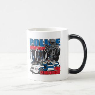 警察 モーフィングマグカップ