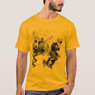 警笛の音の警笛の音 Tシャツ