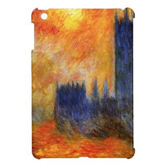 議会および日没のMonetの家 iPad Mini Case