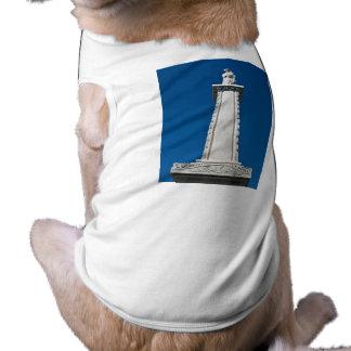 議会の墓地の工廠記念碑 犬用袖なしタンクトップ