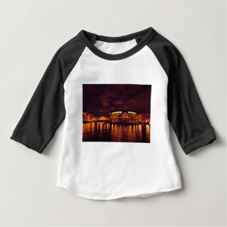 議会はストックホルム、スウェーデンで収容します ベビーTシャツ