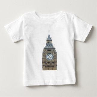 議会ウエストミンスターロンドンのビッグベンの家 ベビーTシャツ
