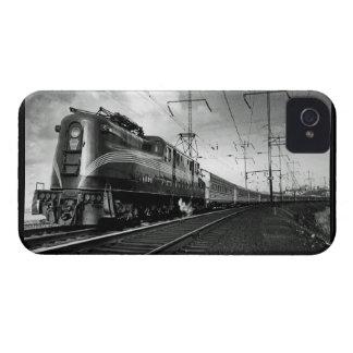 議会ペンシルバニアの鉄道 iPhone 4 Case-Mate ケース