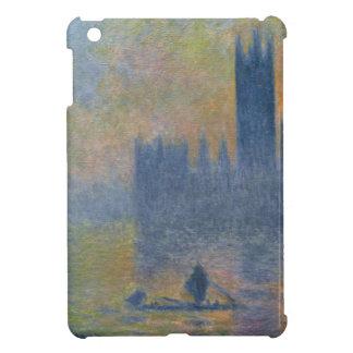 議会、クロード・モネ著霧効果の家 iPad MINI カバー