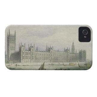 議会(グラファイト、ペン及びインク及びとのの家 Case-Mate iPhone 4 ケース
