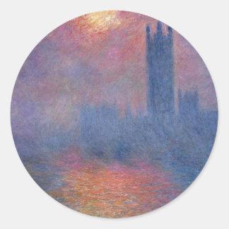 議会、ロンドン、を突破する日曜日の家 ラウンドシール