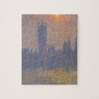 議会、Foの日光の効果の家 ジグソーパズル