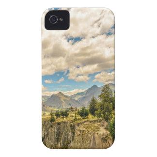 谷およびアンデス範囲山Latacungaエクアドル Case-Mate iPhone 4 ケース