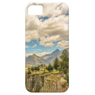 谷およびアンデス範囲山Latacungaエクアドル iPhone SE/5/5s ケース