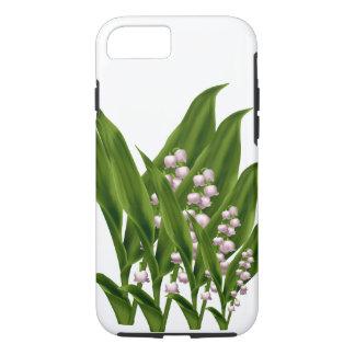 谷のユリによっては植物の花柄が開花します iPhone 8/7ケース