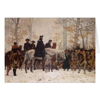 谷の炉-ウィリアムTrego (1883年)への3月 カード