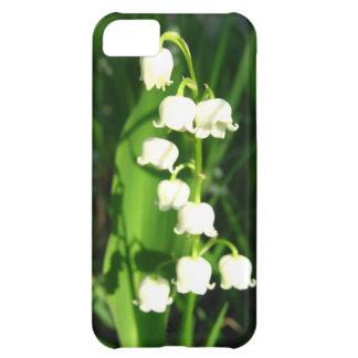 谷の花のユリ iPhone 5C ケース