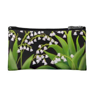 谷の花のBagettesのバッグのユリ コスメティックバッグ