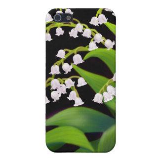 谷の花のSpeckの例のユリ iPhone SE/5/5sケース