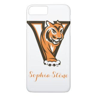 谷の高等学校アイオワ iPhone 8 PLUS/7 PLUSケース